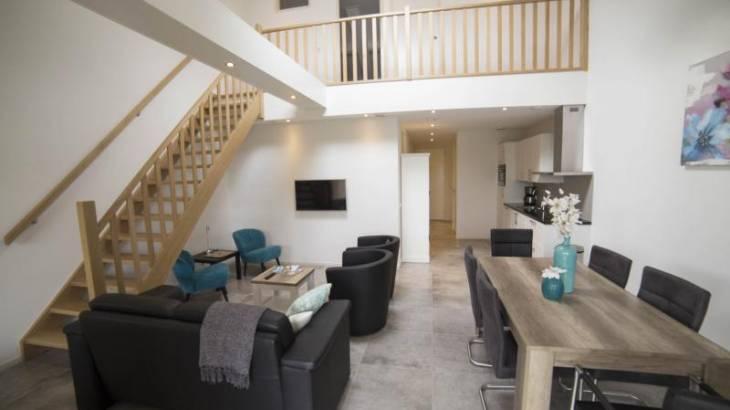 Appartement 5 – Woonkamer