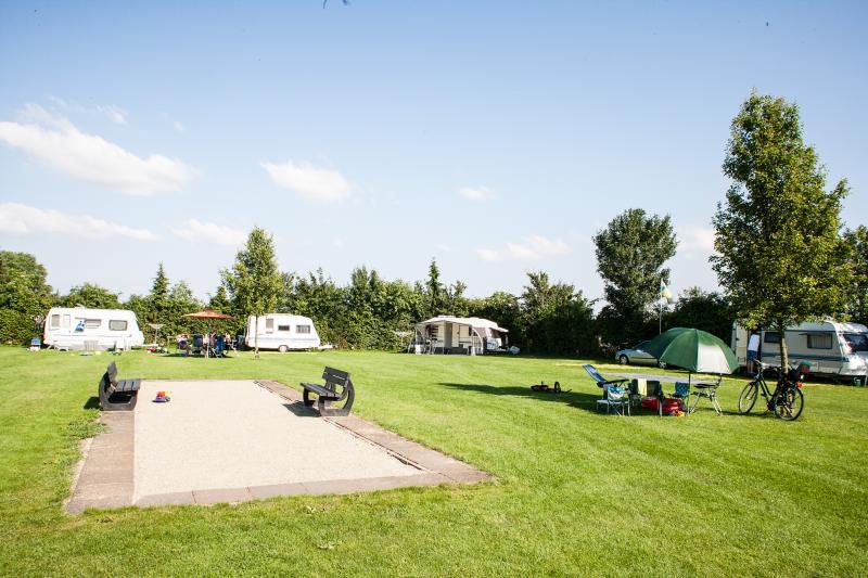 Opening campingseizoen