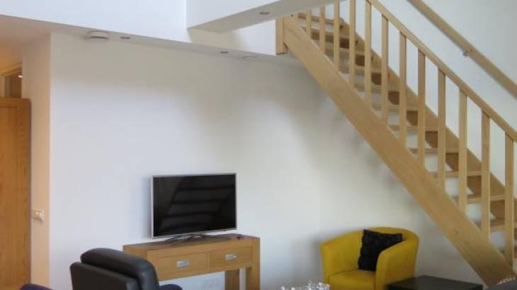 Appartement 4 – Woonkamer