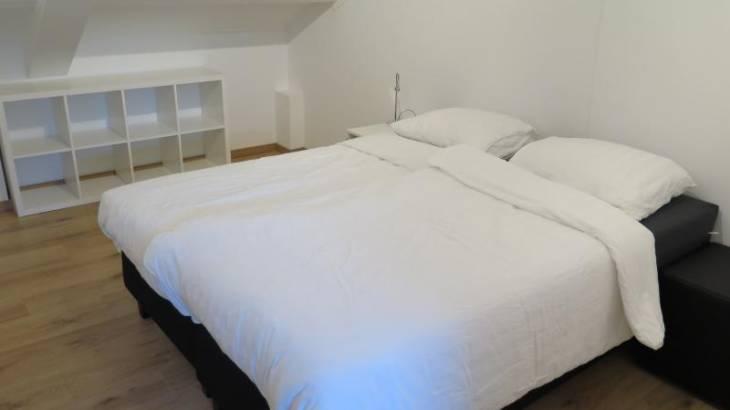 Appartementen 4 & 5 – Slaapkamer boven