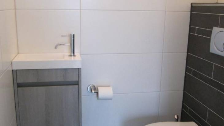 Appartement 2 – Toilet